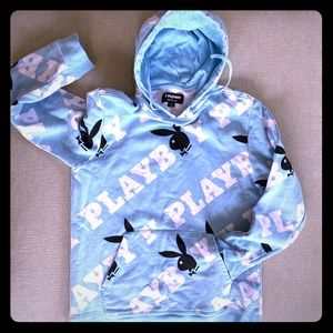 Pacsun Playboy Pullover Hoodie